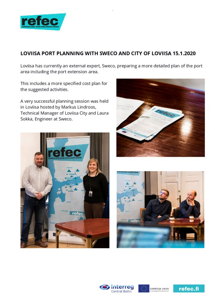 thumbnail of Newsletter 10 Loviisa Port planing meeting 15 Jan 2020_OK
