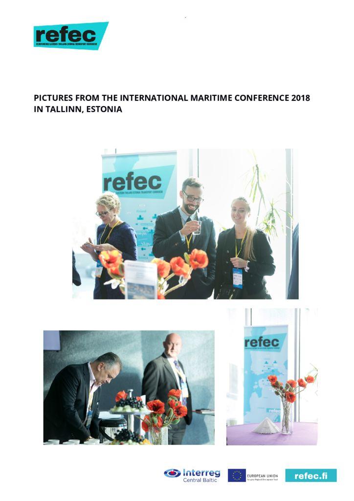thumbnail of Newsletter 5 Maritime Congress Oct 2018_OK